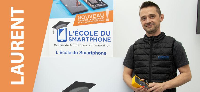 École du Smartphone : votre formateur en microsoudure