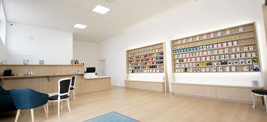 Mobile Store à Morières-les-Avignon